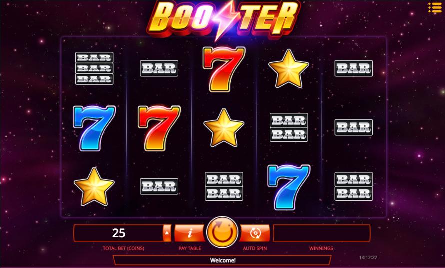boosters screenshot