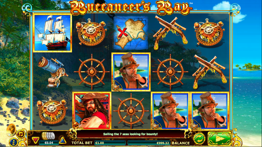 buccaneers bay screenshot