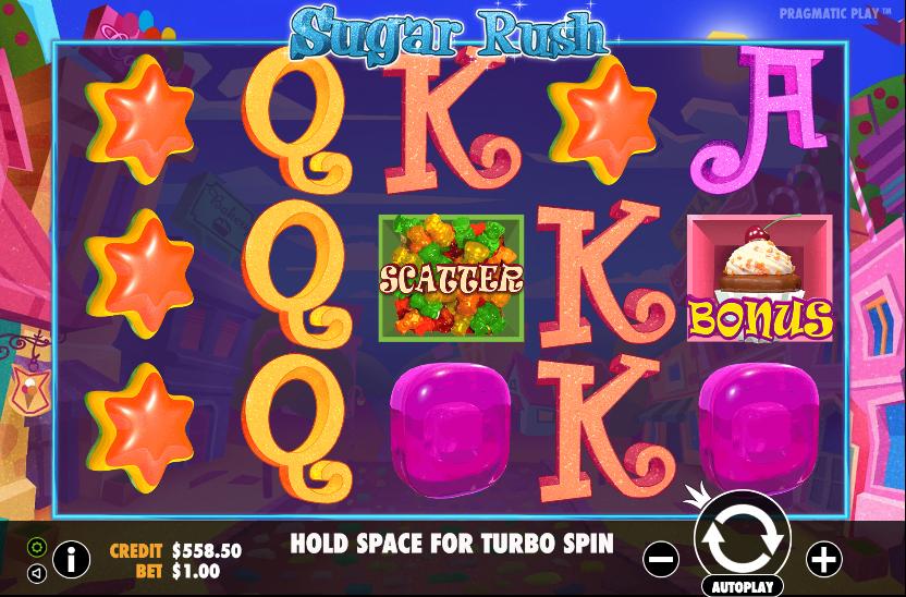 sugar rush screenshot