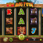 The Legend of Bigfoot Slots Review