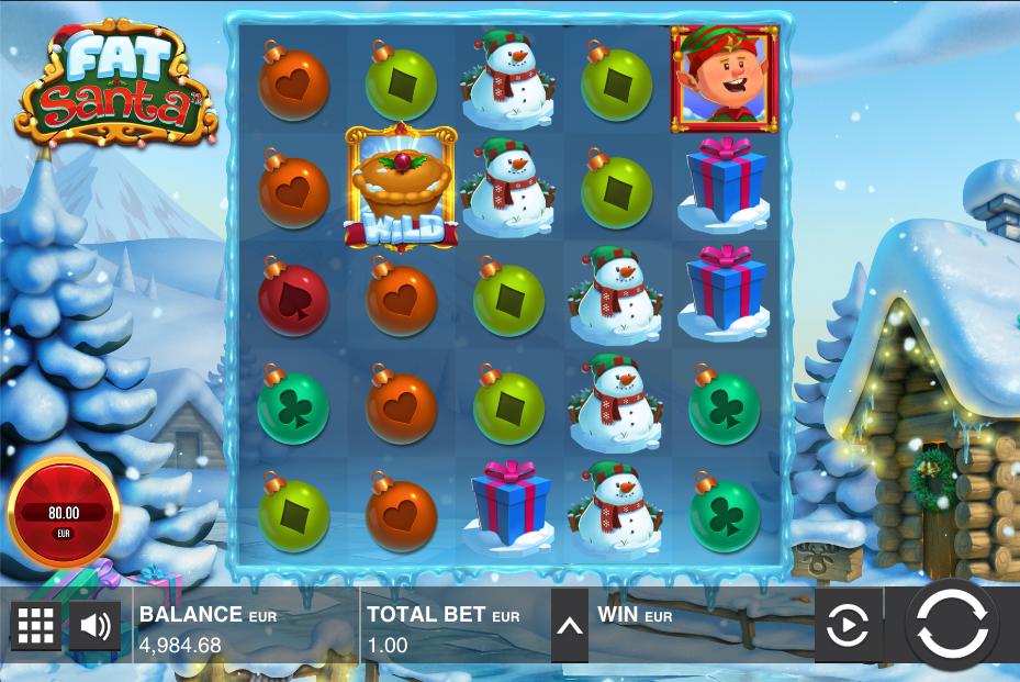 fat santa screenshot