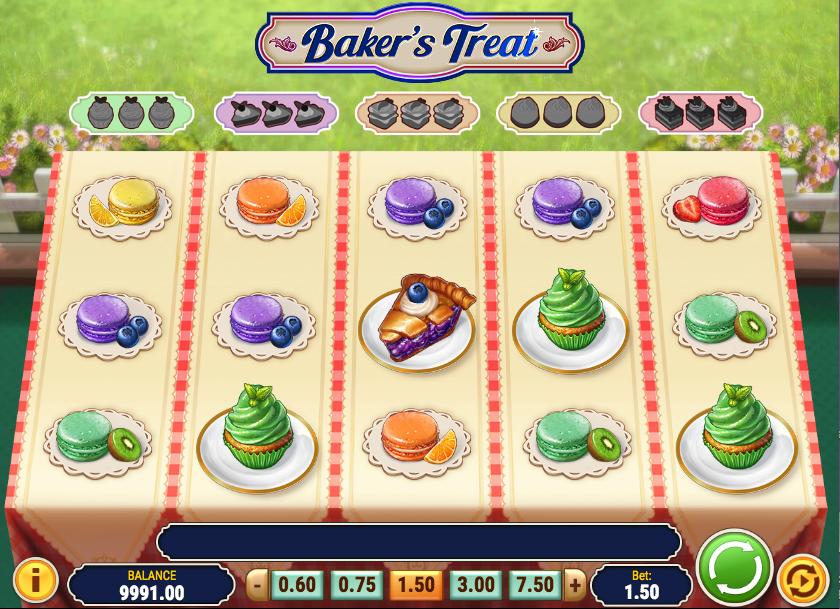 bakers treat screenshot