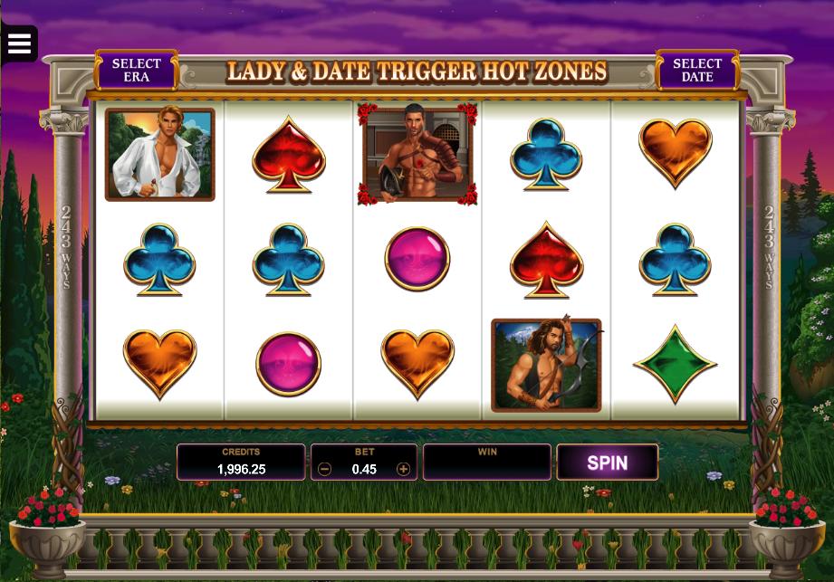 dream date screenshot