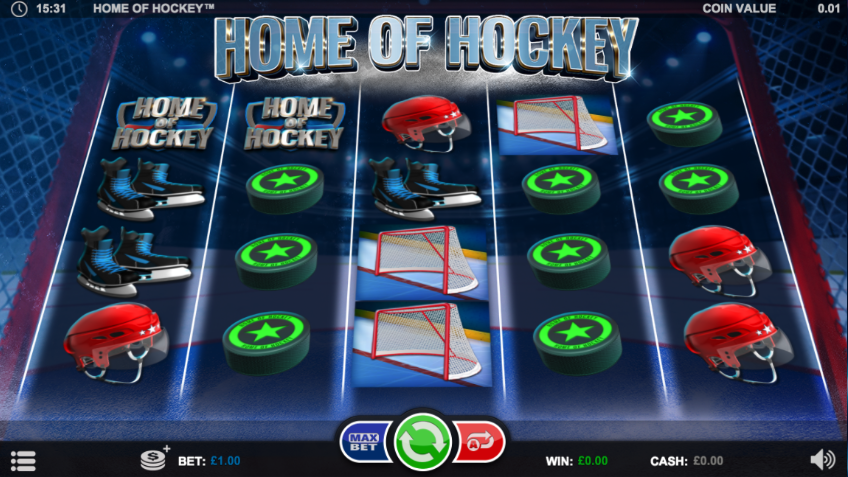 home of hockey screenshot
