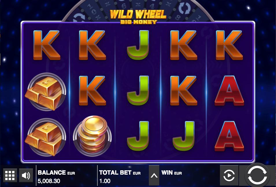 wild wheel screenshot