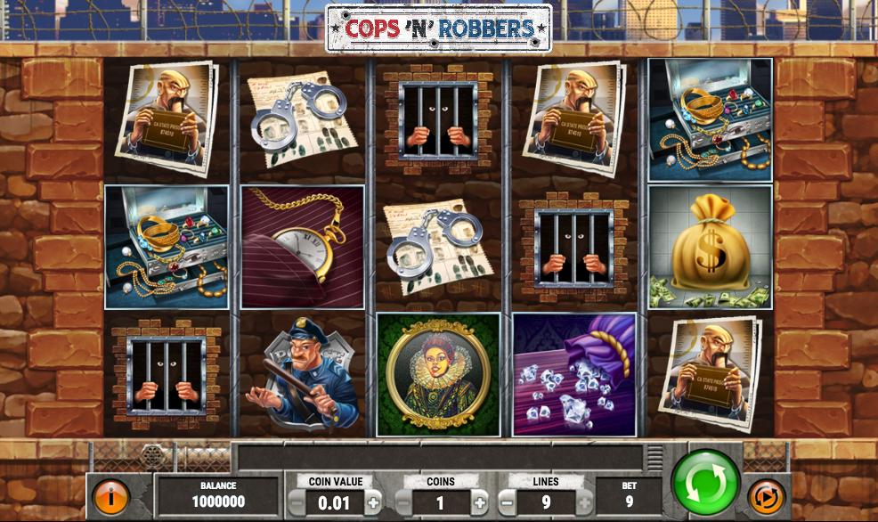 cops n robbers screenshot