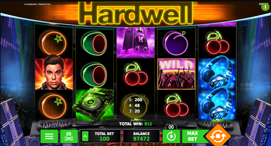 hardwell screenshot