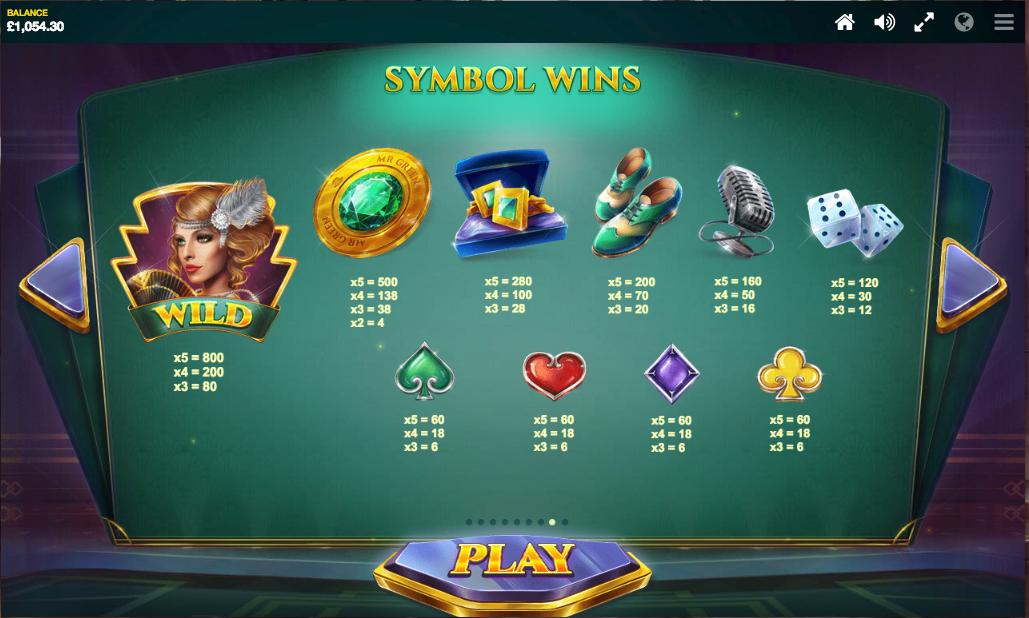 Spiele Lucky Mr. Green - Video Slots Online