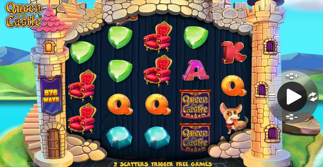 queen of the castle screenshot