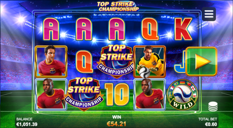 top strike championship screenshot
