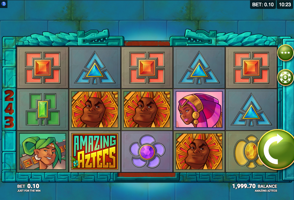 amazing aztecs screenshot