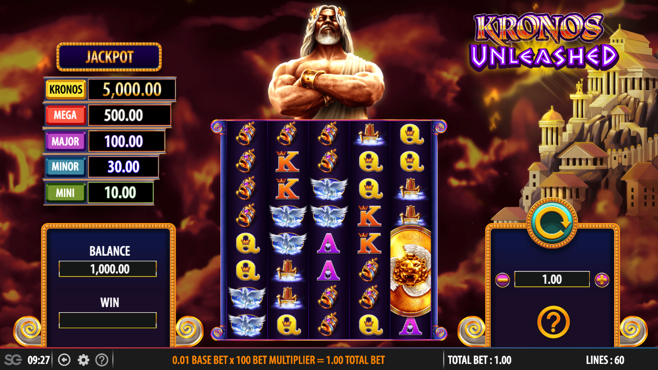 kronos unleashed screenshot