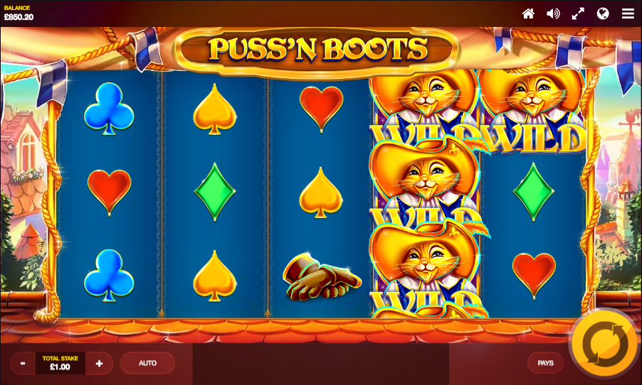 puss n boots screenshot