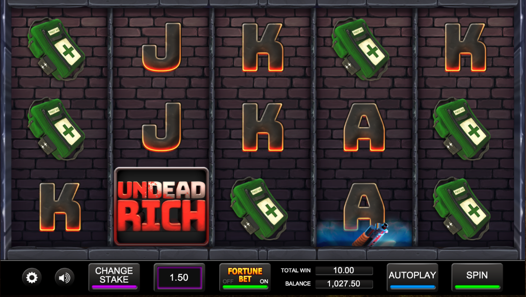 undead rich screenshot