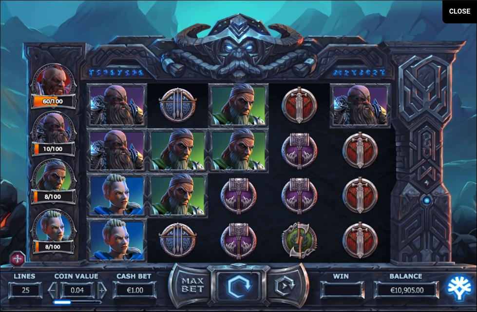 vikings go to hell screenshot