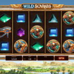 Wild Scarabs Slots Review