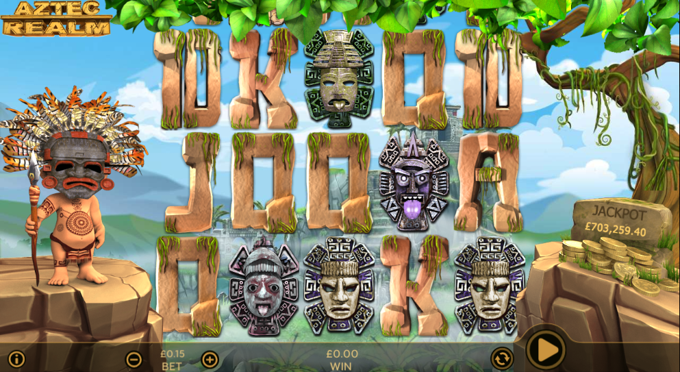aztec realm screenshot