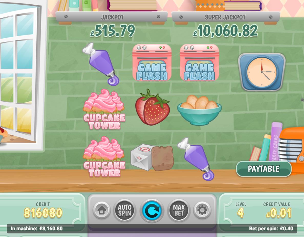 baking day screenshot