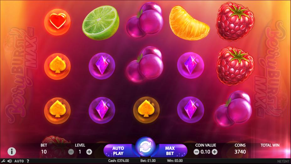 berryburst screenshot