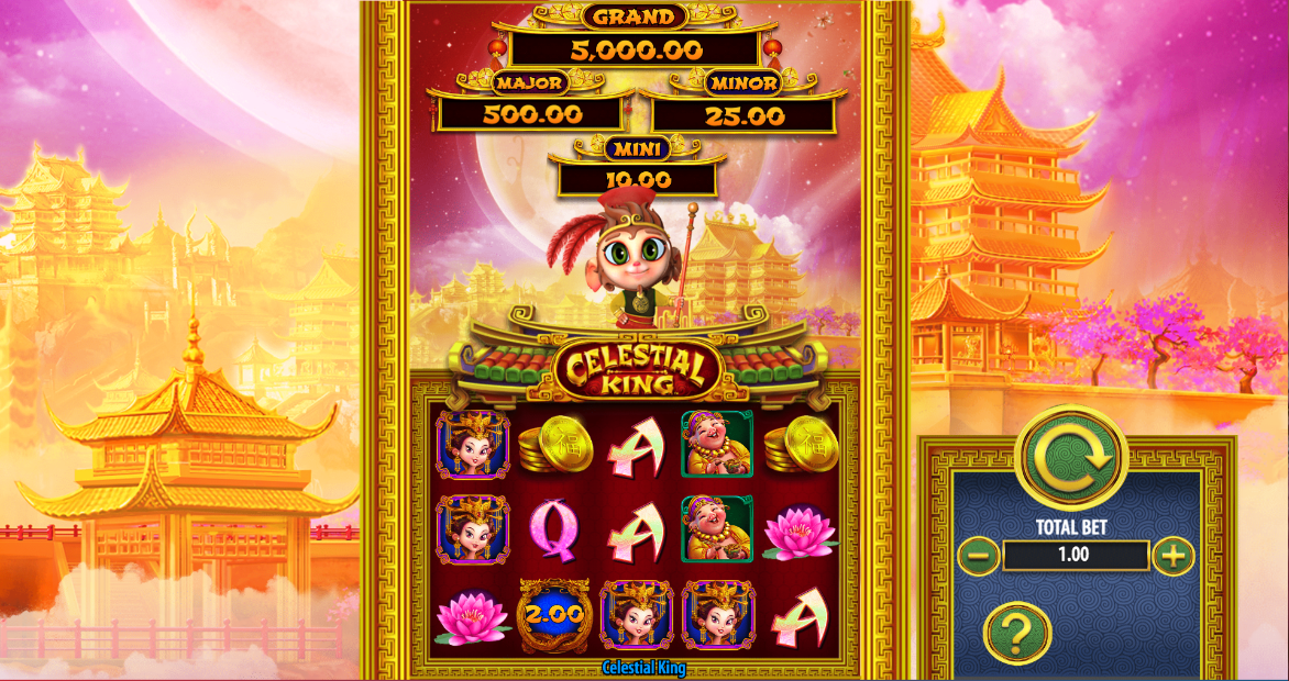 celestial king screenshot