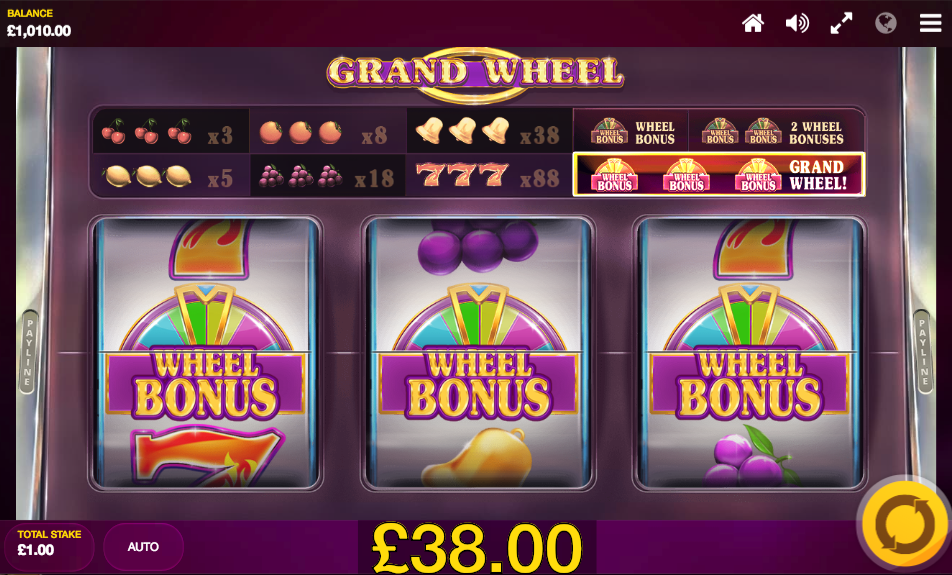 grand wheel screenshot