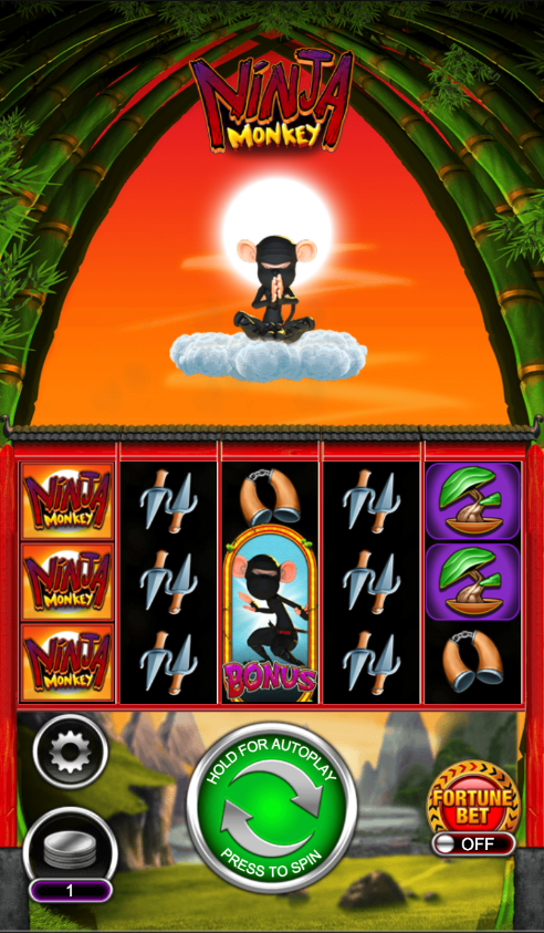 ninja monkey screenshot