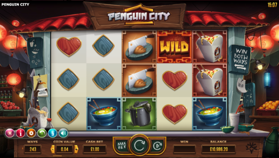 Spiele Penguin City - Video Slots Online