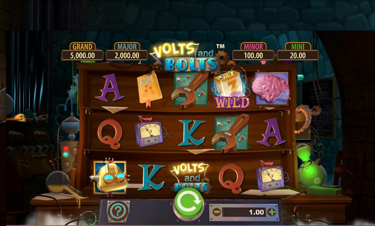 volts & bolts screenshot