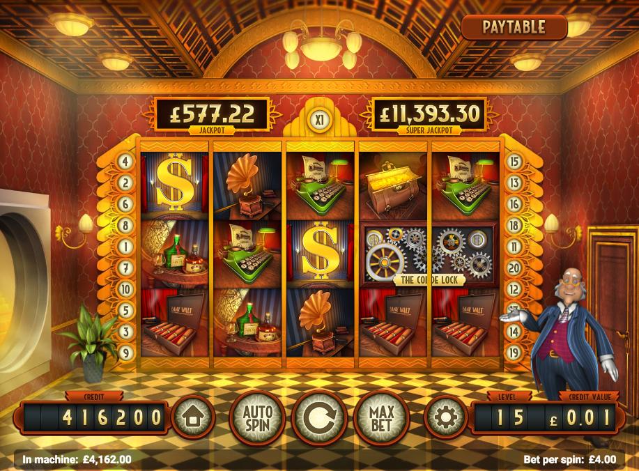 bank walt screenshot