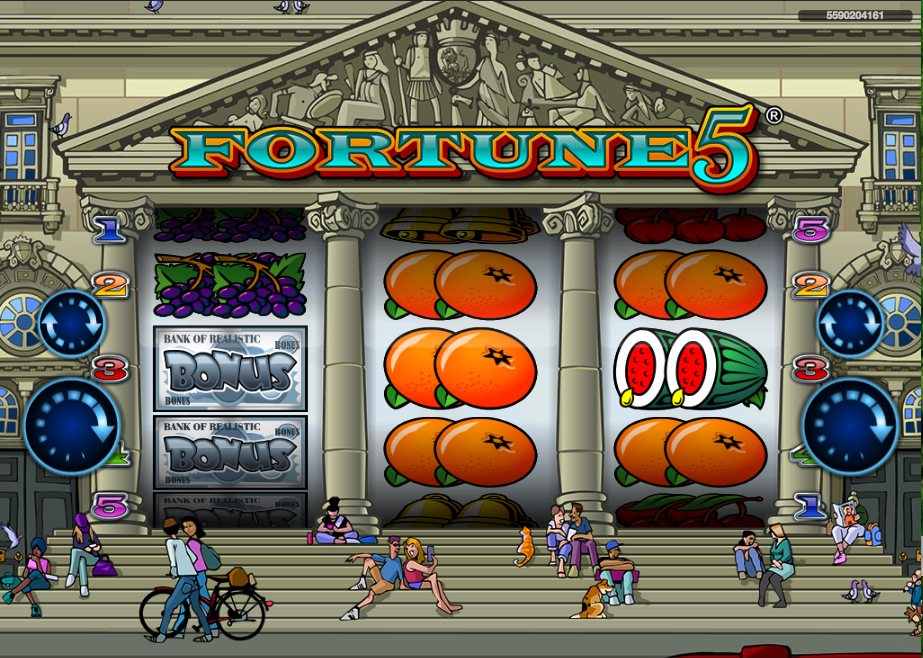 fortune 5 screenshot