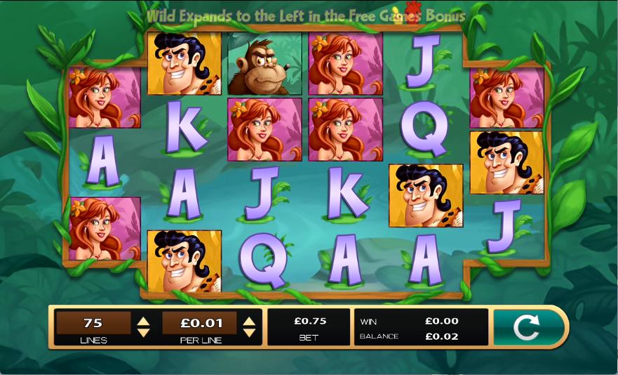 jungle jack screenshot