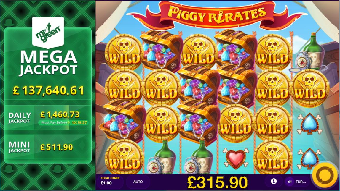 piggy pirates screenshot