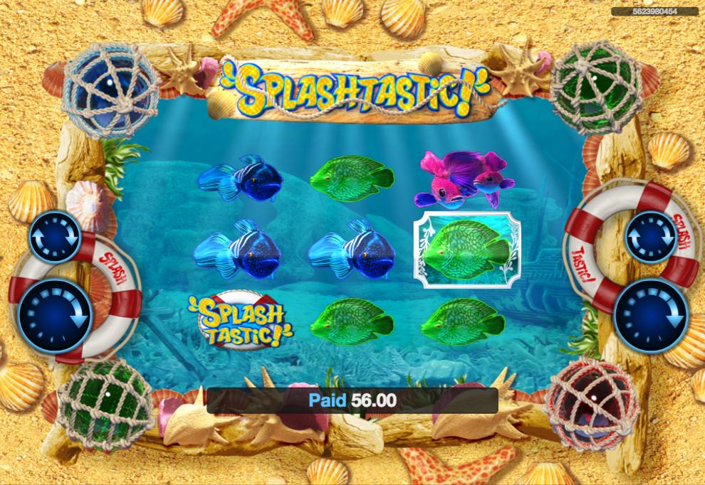 splashtastic! screenshot