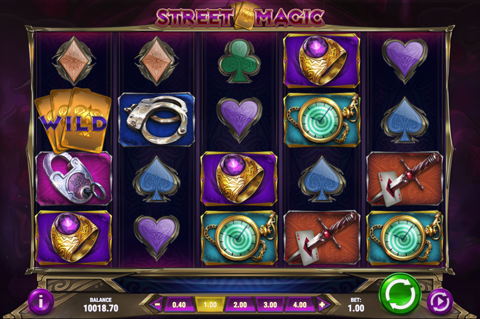 street magic screenshot