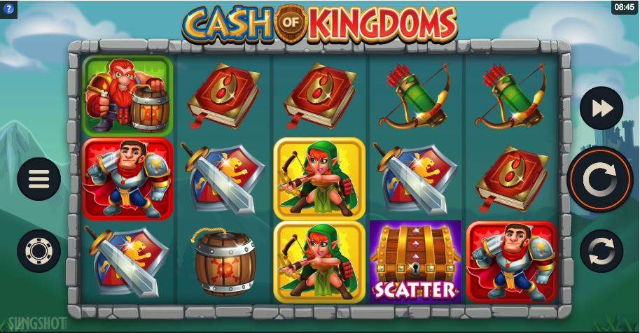 cash of kingdoms screenshot