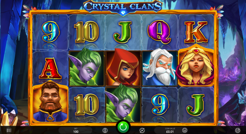 crystal clans screenshot