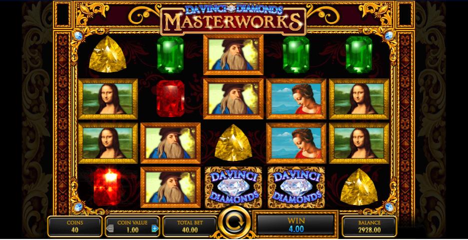 da vinci masterworks screenshot