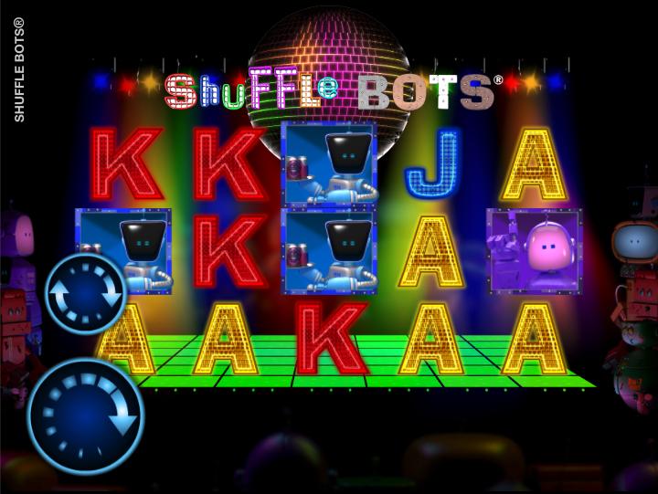 shuffle bots screenshot