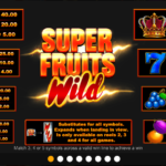 Super Fruits Wild Slots Review