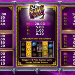 Tales Of Darkness – Lunar Eclipse Slots Review