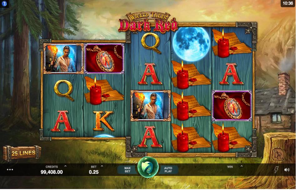 wicked tales dark red screenshot