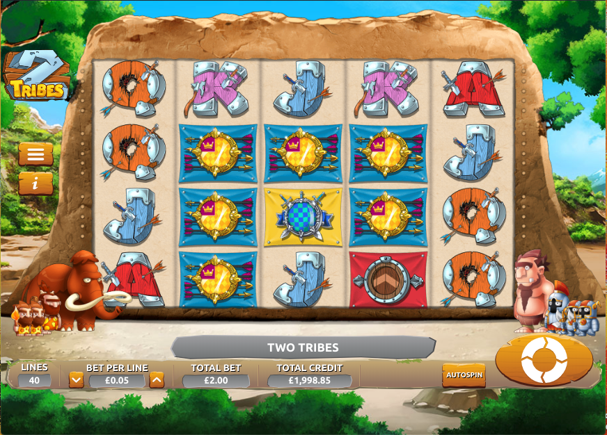 2 tribes screenshot