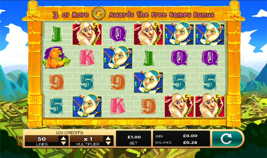 dollar llama screenshot