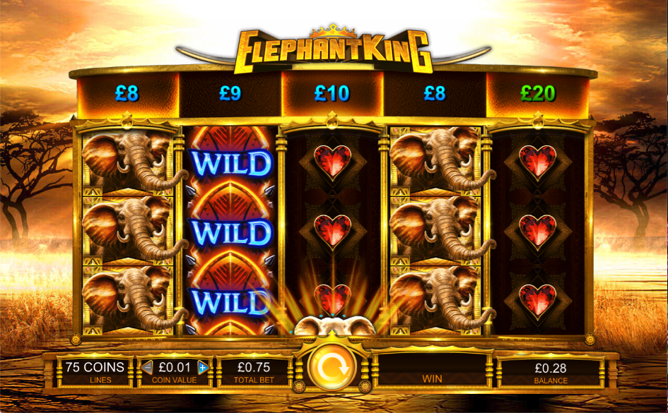 elephant king screenshot