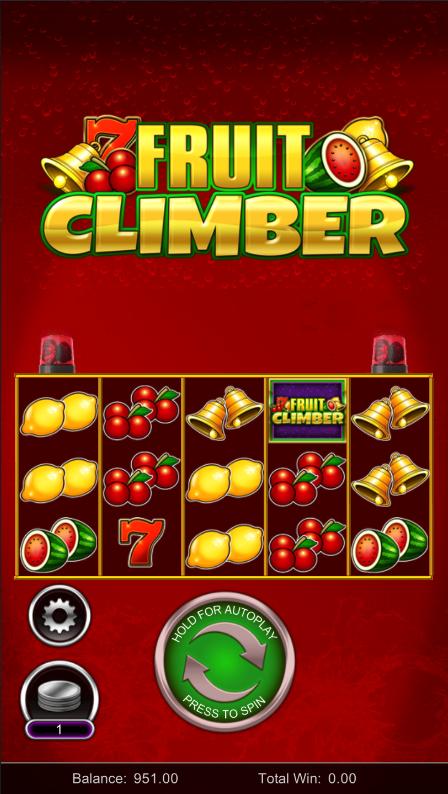 fruit climber screenshot