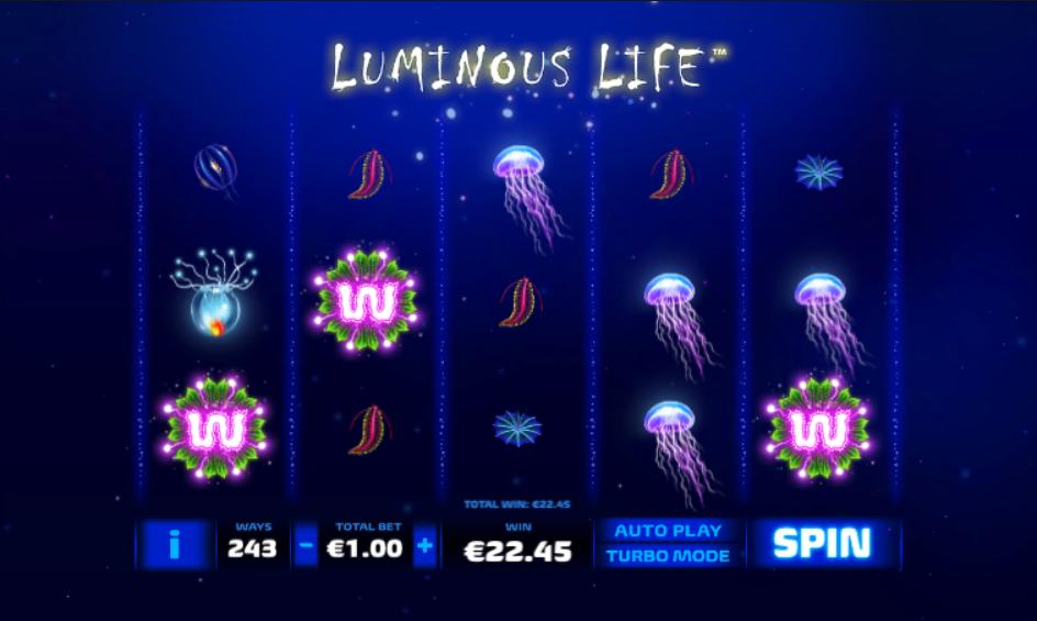 luminous life screenshot