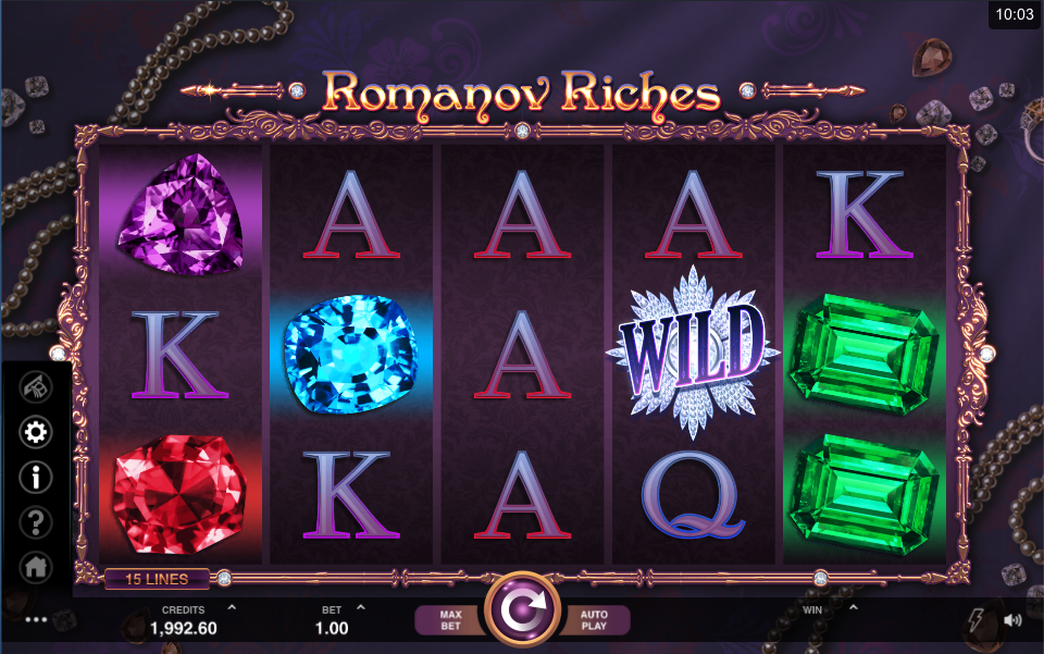 romanov riches screenshot