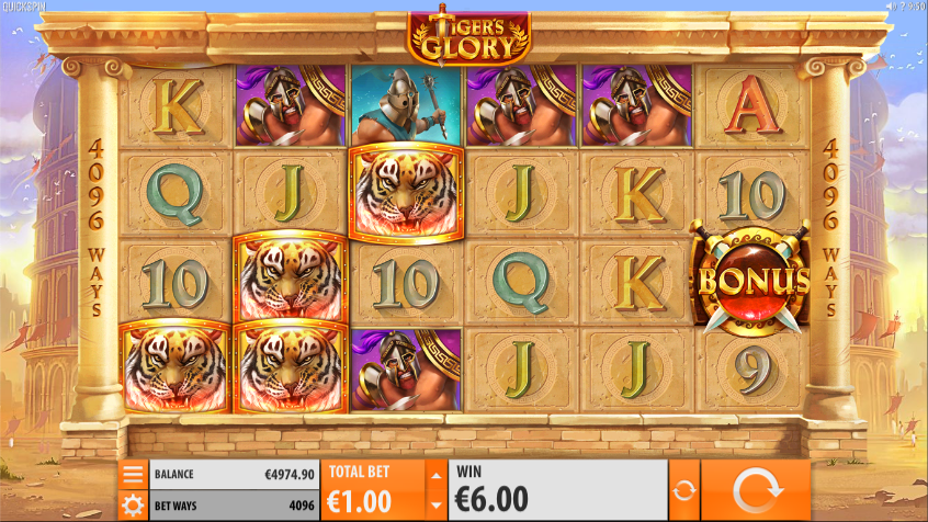 Spiele TigerS Glory - Video Slots Online