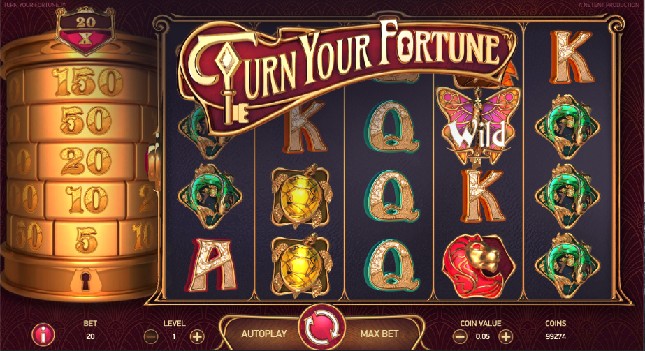 Spiele Turn Your Fortune - Video Slots Online