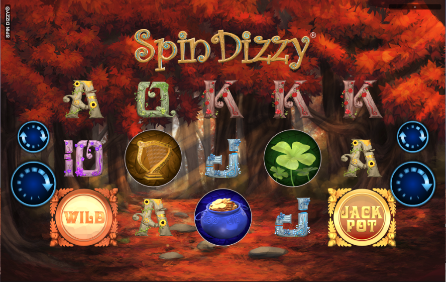 spin dizzy screenshot